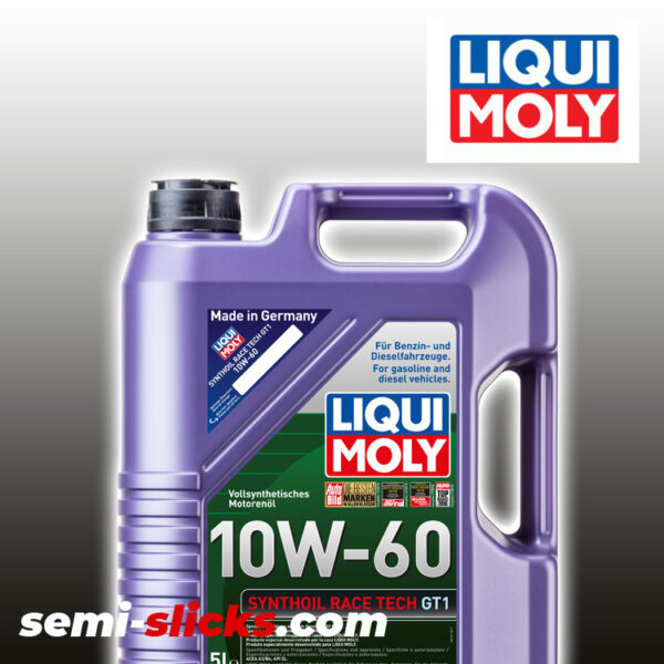 Liqui Moly Synth Race GT1 10W60 5L