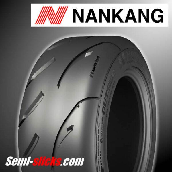 SEMI SLICKS NANKANG AR-1 22540R18 92Y (blando)