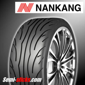 SEMI SLICKS NANKANG NS-2R 18560R14 86V (duro)