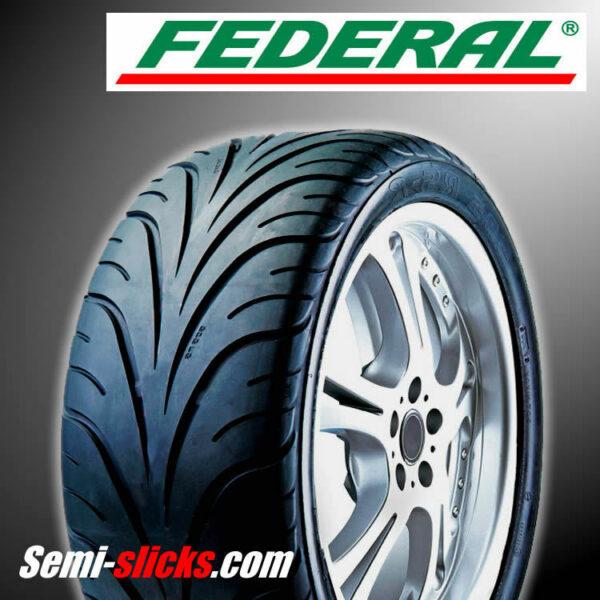 Semi-slicks FEDERAL 595 RS-R 19550R15 82W