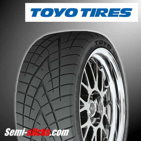 Semi-slicks Toyo Proxes R1R 20545R16 83W (DOT 15)